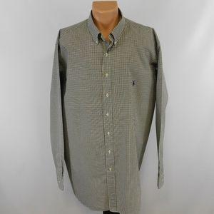 Ralph Lauren long sleeve button down shirt. 2XLT